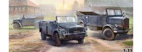 ICM DS3503 Wehrmacht Geländewagen (Kfz1,Horch 108 Typ 40, L1500A) | Militär Bausatz 1:35 kaufen