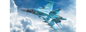 ITALERI 1379 Sukhoi Su-34/Su-32 FN | Flugzeug Bausatz 1:72 kaufen