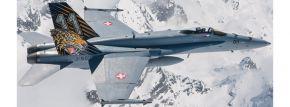 ITALERI 1394 F/A-18 Hornet Tiger Meet 2016 | Flugzeug Bausatz 1:72 kaufen