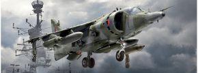 ITALERI 1401 Harrier GR.3 | Flugzeug Bausatz 1:72 kaufen