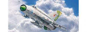 ITALERI 1427 MiG-21 Bis Fishbed | Flugzeug Bausatz 1:72 kaufen