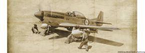 ITALERI 1452 F-51D Mustang Koreakrieg | Flugzeug Bausatz 1:72 kaufen