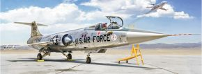 ITALERI 2515 F-104 Starfighter A/C | Flugzeug Bausatz 1:32 kaufen