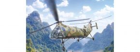 ITALERI 2774 H-21C Flying Banana Gunship | Hubschrauber Bausatz 1:48 kaufen