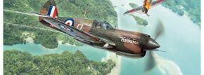 ITALERI 2795 Curtiss P-40E/K Kittyhawk | Flugzeug Bausatz 1:48 kaufen
