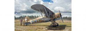 ITALERI 2801 Fiat CR.42 Battle of Britain | Flugzeug Bausatz 1:48 kaufen