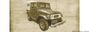 ITALERI 3630 Toyota BJ-44 LandCruiser So./Ha.Top   Auto Bausatz 1:24 kaufen