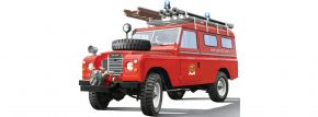ITALERI 3660 Land Rover Fire Truck | Auto Bausatz 1:24 kaufen