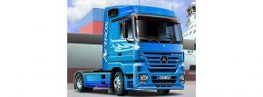 ITALERI 3824 Mercedes Benz Actros 1854 LS (V8) LKW Bausatz 1:24 kaufen