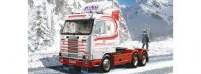 ITALERI 3944 Scania Streamline 143H 6x2   LKW Bausatz 1:24 kaufen