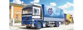 ITALERI 3945 Volvo F16 Globetrotter Canvas | LKW Bausatz 1:24 kaufen