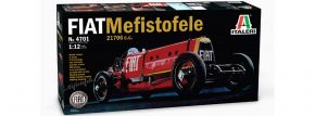 ITALERI 4701 FIAT Mefistofele 21706c.c. Auto Bausatz 1:12 kaufen