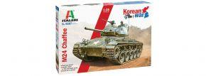 ITALERI 6587 Panzer M-24 Chaffe Korean War | Panzer Bausatz 1:35 kaufen