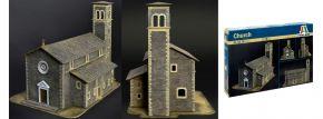 ausverkauft | ITALERI 6174 Kirche | Militär Bausatz 1:72