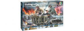 ITALERI 6193 Battle Set Stalingrad Siege WWII | Militär Bausatz 1:72 kaufen