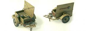 ITALERI 6450 Sonder Anhänger 51 2x   Militär Bausatz 1:35 kaufen
