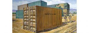 ITALERI 6516 20ft. Military Container Militär Zubehör Bausatz 1:35 kaufen