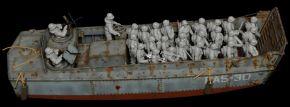 ITALERI 6524 LCVP mit US-Infanterie Militär Bausatz 1:35 kaufen