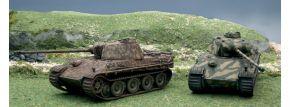 ITALERI 7504 Pz.Kpfw.V Panther Ausf.G | 2 Stück | Militär Bausatz 1:72 kaufen