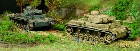ITALERI 7507 Panzerkampfwagen III Ausf.J | Militär Bausatz 1:72 kaufen