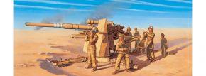 ITALERI 7512 FlaK 37 AA mit Crew | Militär Bausatz 1:72 kaufen