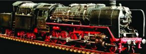 ITALERI 8702 Dampflok BR 50 DB | Ep. III | Spur H0 |  Lokomotive Bausatz 1:87 kaufen