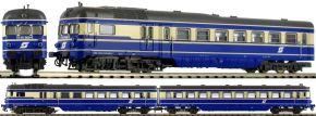 Jägerndorfer JC75032 2-tlg. Triebzug Rh 5145, beige/blau, ÖBB   DCC Sound   Spur N kaufen