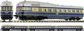Jägerndorfer JC75012 3-tlg. Triebzug Rh 5045 Blauer Blitz ÖBB | DCC Sound | Spur N kaufen