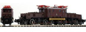 Jägerndorfer JC62050 E-Lok BR 1189.05 braun ÖBB   analog   Spur N kaufen