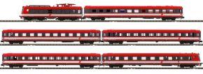 Jägerndorfer JC74212 Triebwagen Rh 4010.024 Pflatsch ÖBB | 6-tlg. | DCC Sound | Spur N kaufen