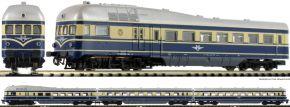 Jägerndorfer JC75022 3-tlg. Triebzug Rh 5045.06 Blauer Blitz ÖBB   DCC Sound   Spur N kaufen