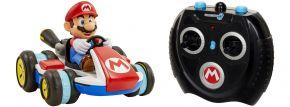 jakks 02498 Mario Kart Mini RC-Auto mit Sonderfunktion | 2.4Ghz | RTR kaufen