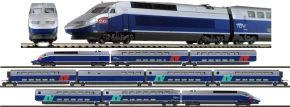 KATO K101529 10-tlg. Zugset TGV Reseau Duplex SNCF   analog   Spur N kaufen