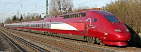 KATO K101658 10-tlg. E-Triebzug TGV Thalys PBKA   analog   Spur N kaufen