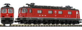 KATO K10173 E-Lok Re 620 Interlaken, rot, SBB | analog | Spur N kaufen