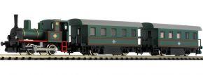 KATO K10503-1 Zugset Dampflok Bayr. D6 mit Personenzug | analog | Spur N kaufen