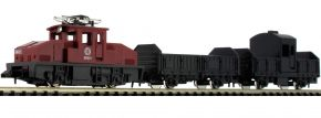 KATO K10504-1 Zugset E-Lok E69 mit Güterzug | analog | Spur N kaufen