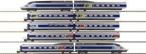 KATO K10924 Zugset 10-tlg. TGV Reseau   SNCF   analog   Spur N kaufen