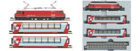KATO 7074030 Glacier Express Grundeinheit Spur N kaufen