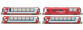 KATO 7074031 Glacier Express Ergänzungsset  Spur N kaufen