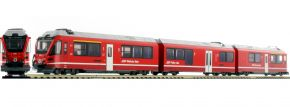 KATO 7074035 3-tlg. E-Triebzug Allegra ABe8/12 RhB | analog | Spur N kaufen