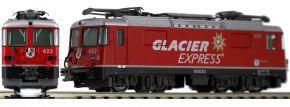 KATO 7074053 E-Lok Ge 4/4 II 623 Glacier Express RhB | analog | Spur N kaufen