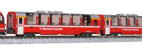 KATO 7074056 3-tlg. Wagen-Set Bernina Express RhB | Spur N kaufen