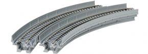 KATO 7077100 Viadukt-Neubaustrecke1-gleisig, gebogen | 2 Stück | UNITRACK | Spur N kaufen