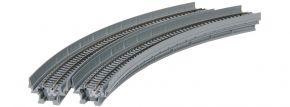 KATO 7077105 Viadukt-Neubaustrecke 1-gleisig, gebogen | 2 Stück | UNITRACK | Spur N kaufen