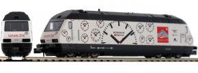 KATO K137118 E-Lok Re 4/4 460 Mondaine SBB   analog   Spur N kaufen