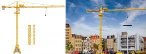 kibri 10202 LIEBHERR Turmdrehkran Bausatz Spur H0 kaufen