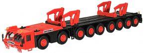 kibri 10442 Transportfahrzeug zu Gottwald Teleskopkran Bausatz Spur H0 kaufen