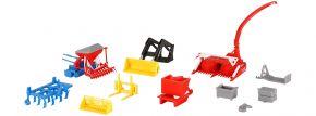 kibri 10910 Landwirtschaftliches Geräte-Set Bausatz Spur H0 kaufen