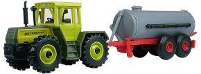 kibri 12234 MB Trac mit Güllewagen | Agrar Modell Bausatz Spur H0 kaufen